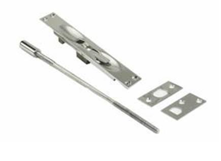 DB-SD-050-SS - Flush Bolt for Metal Doors