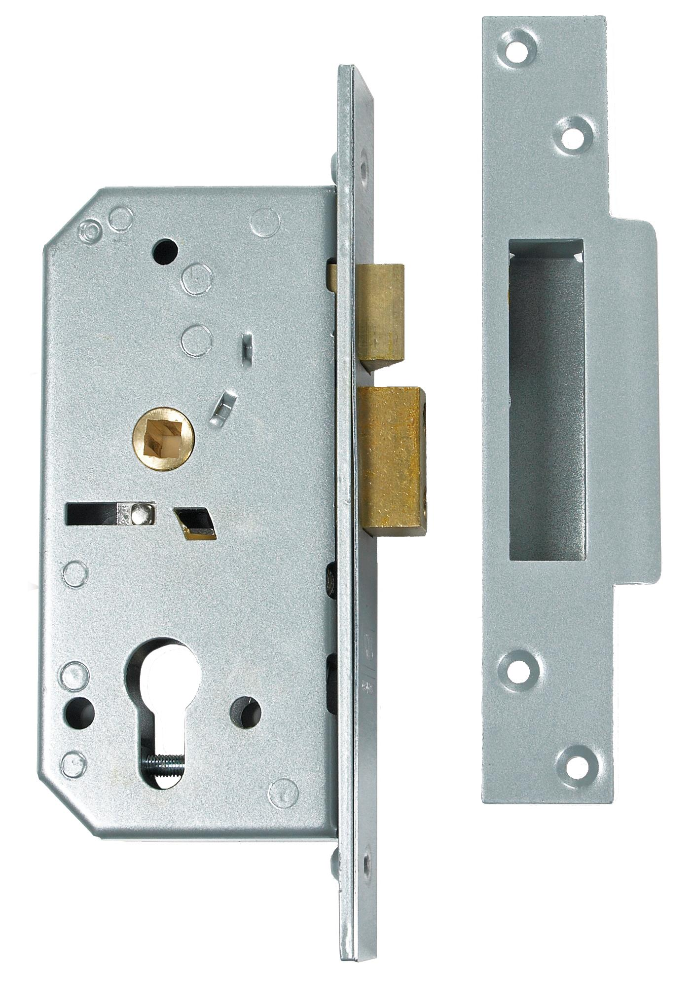 3C20 - Euro Profile Cylinder Mortice Sashlock (case only)