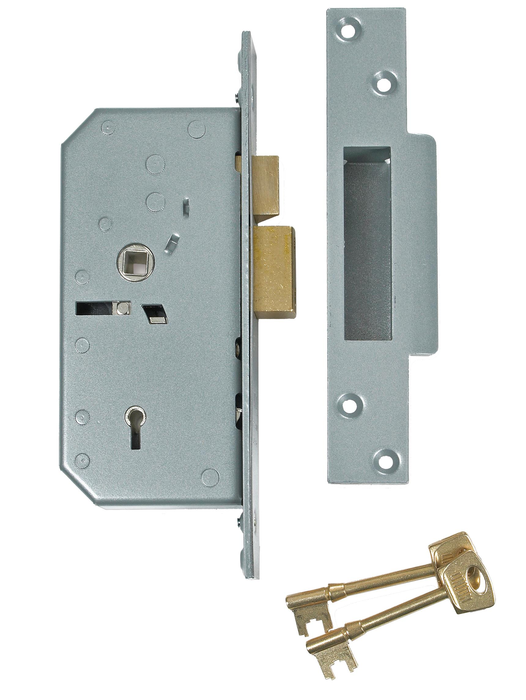 3K70 - 5 Detainer Mortice Sashlock
