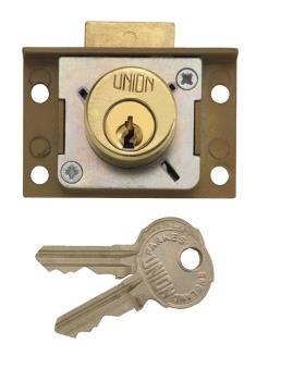 4137 - Cylinder Cut Cupboard/Drawer Lock