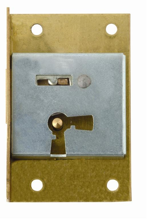 415 - 2 Lever Cupboard Drawer Lock