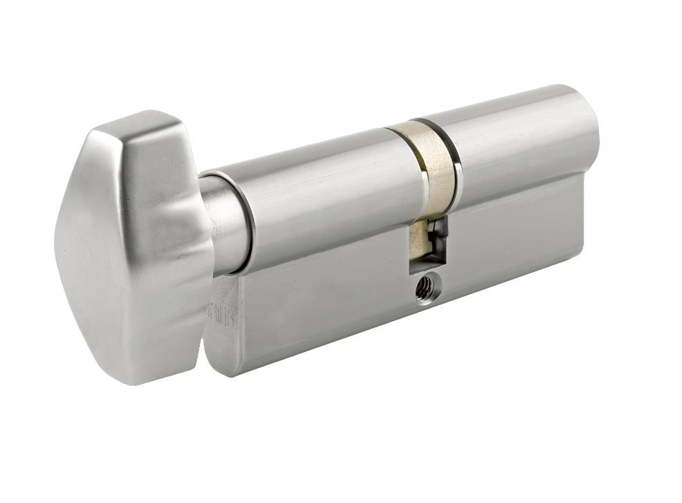 KUET / KUOT - KeyULTRA Key & Turn Cylinder - Euro or Oval