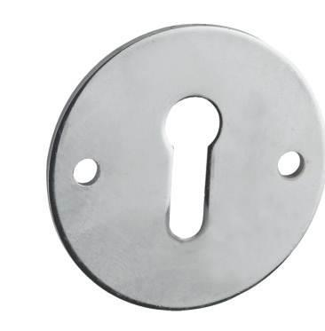 5375-24 - Lever Lock Escutcheon with Exposed Fixing (each)