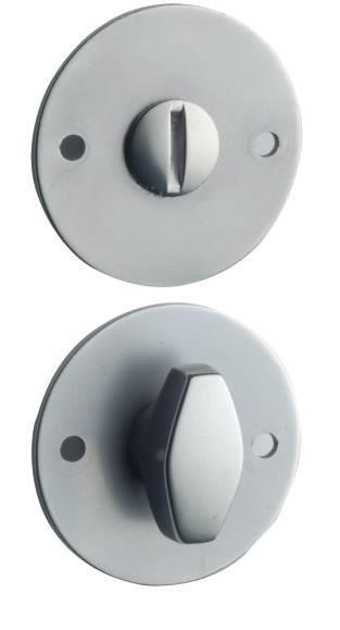 5375-73 - Bathroom WC Escutcheon with Exposed Fixing (set)