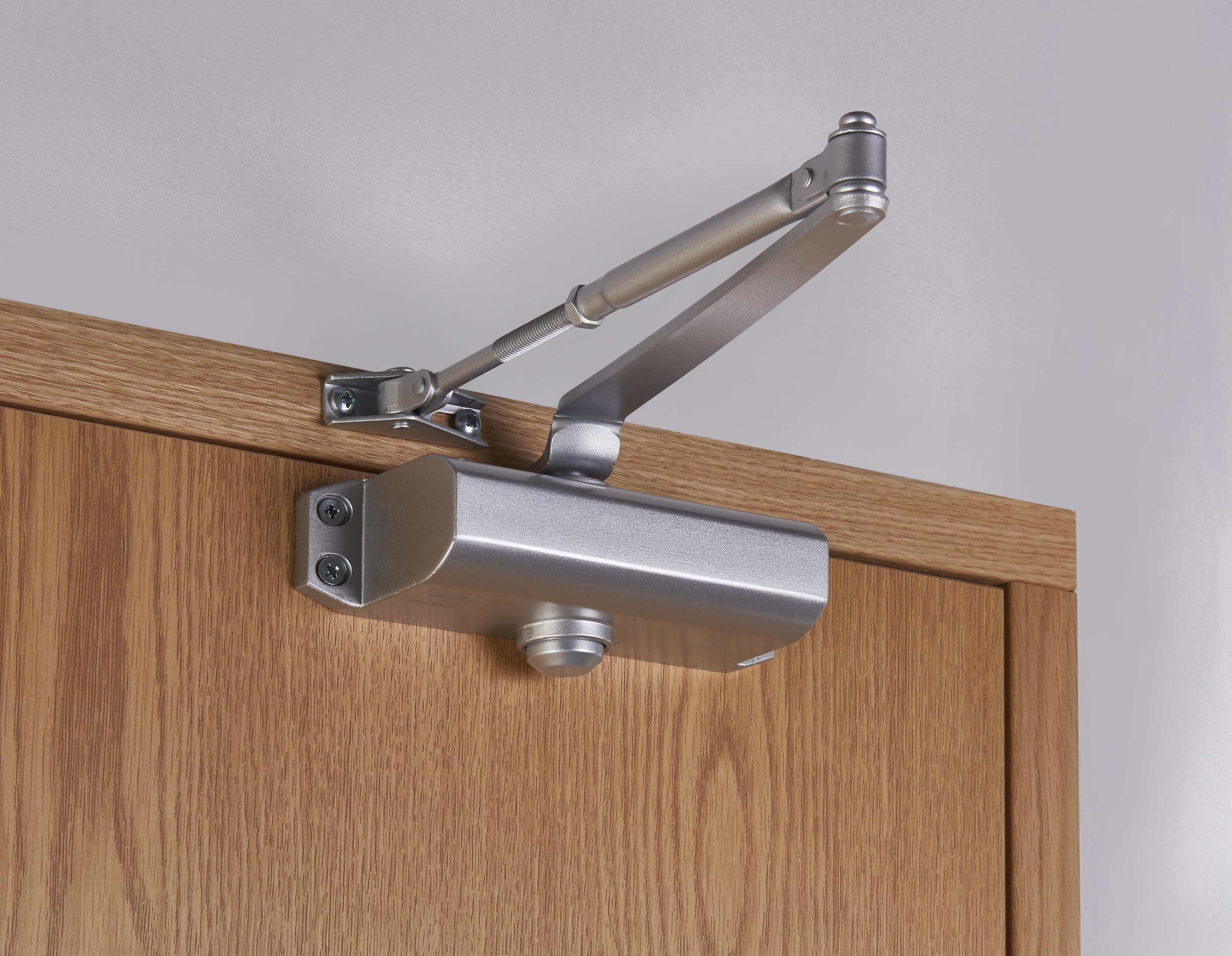NC8803 (CE3F) - Fixed Size 3 Rack & Pinion Door Closer