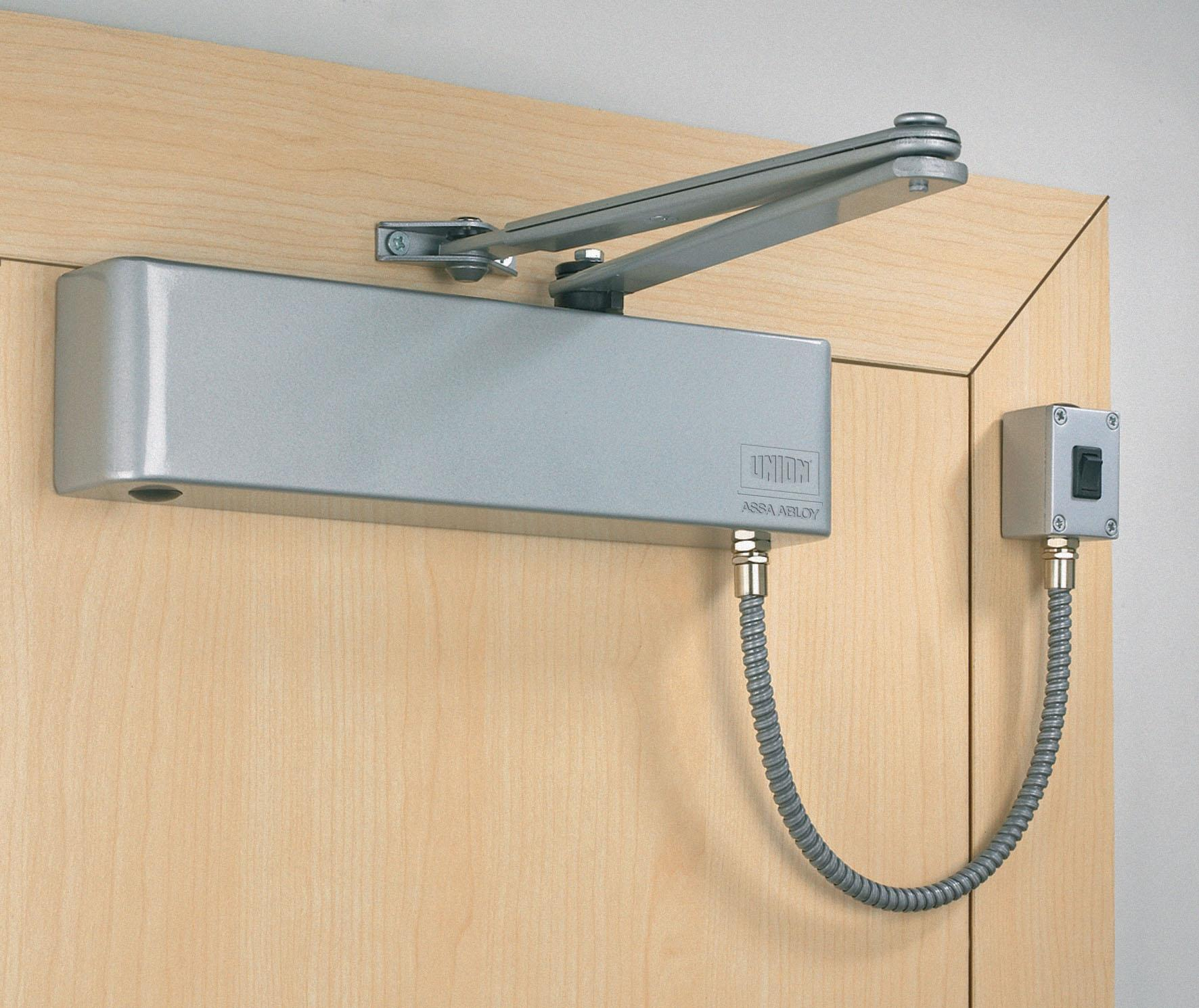 Electro Magnetic Door Closers