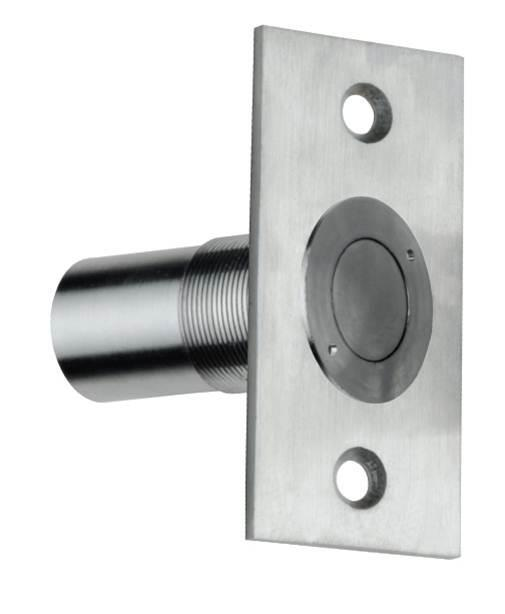 YCS80 - Dustproof Keep for 0149 Automatic Flush Bolt