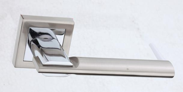 5000SR08 - Square Rose Lever Handle - Dublin