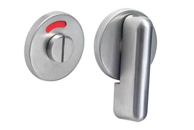 SS5004-73 - Bathroom W/C Locks with extended turn