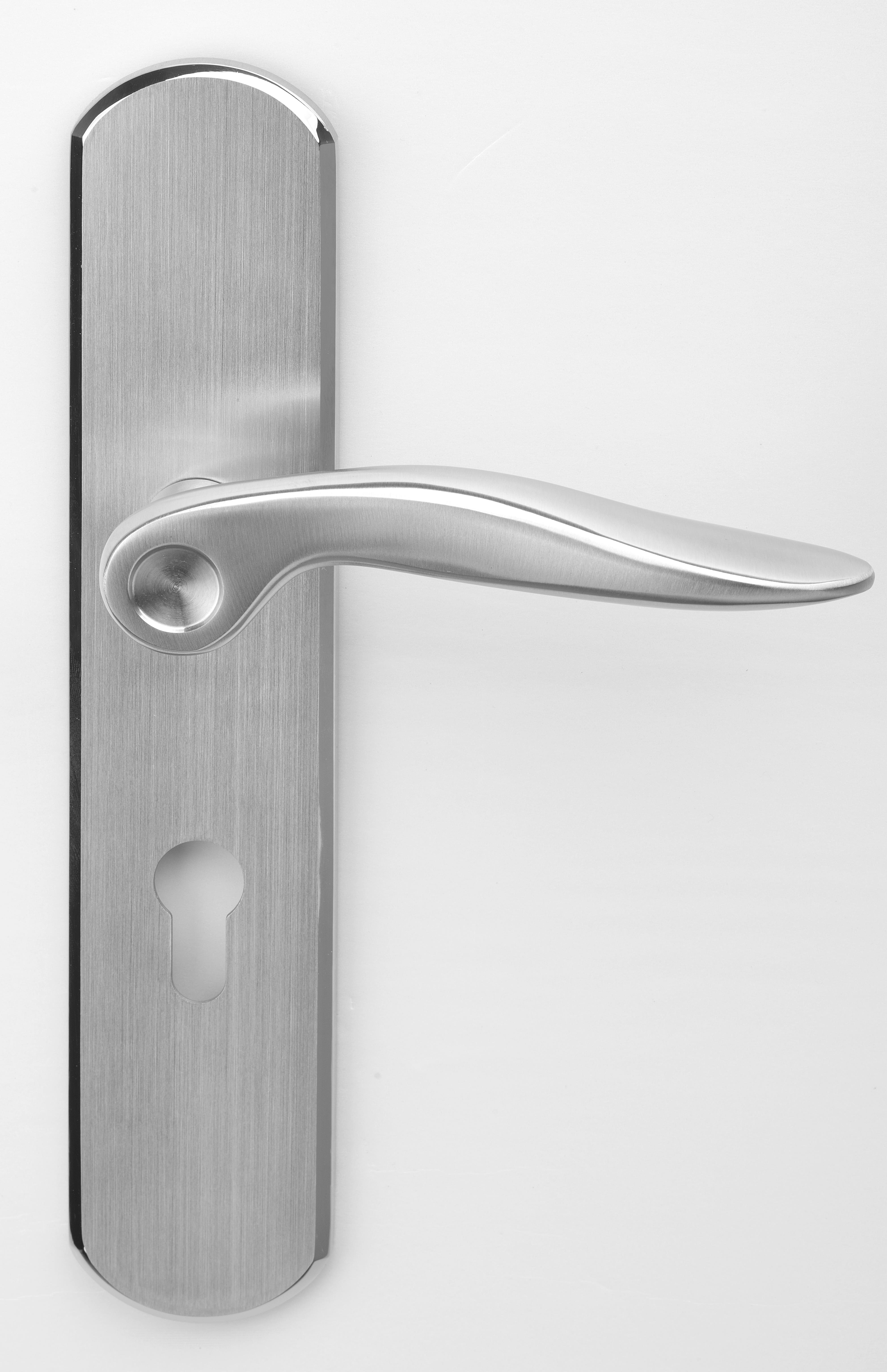 LHP-72-173-SSS - 173 Lever Handle on Plate