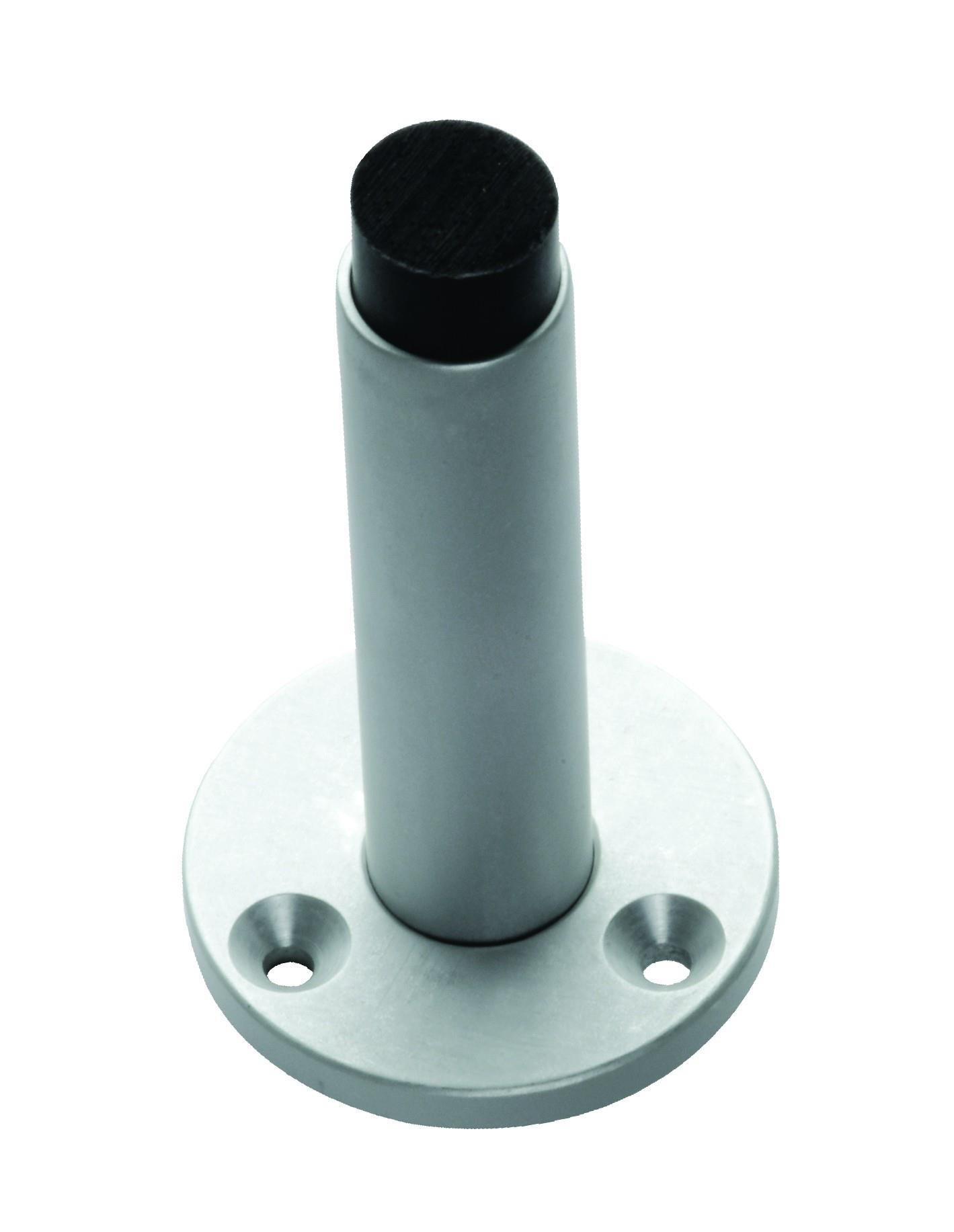 AL8254AS - Aluminium Wall Mounted Door Stop