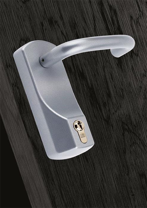 CE855OADL - ExiSAFE Outside Access Device - Lever