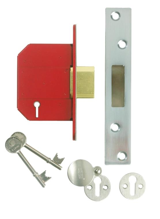 2100S - BS 5 Lever StrongBOLT