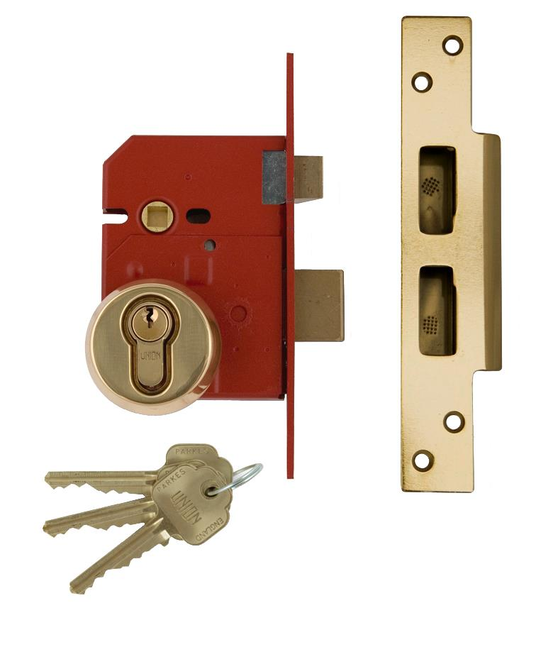 L2244E   - Euro Profile Mortice Lock
