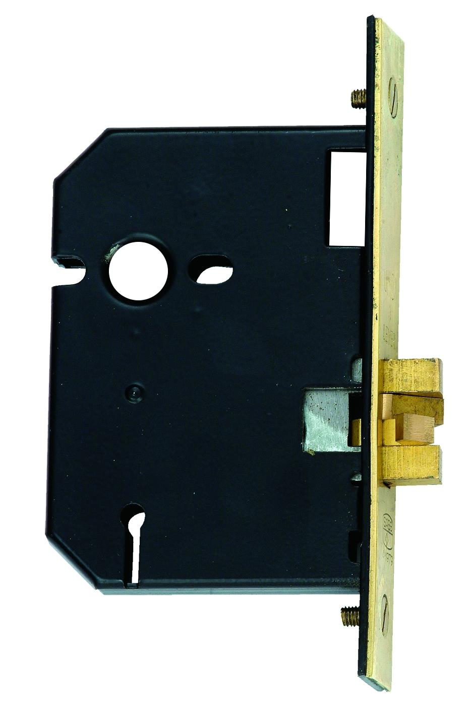 2457-78 - 3 Lever Claw Bolt Sliding Door Lock