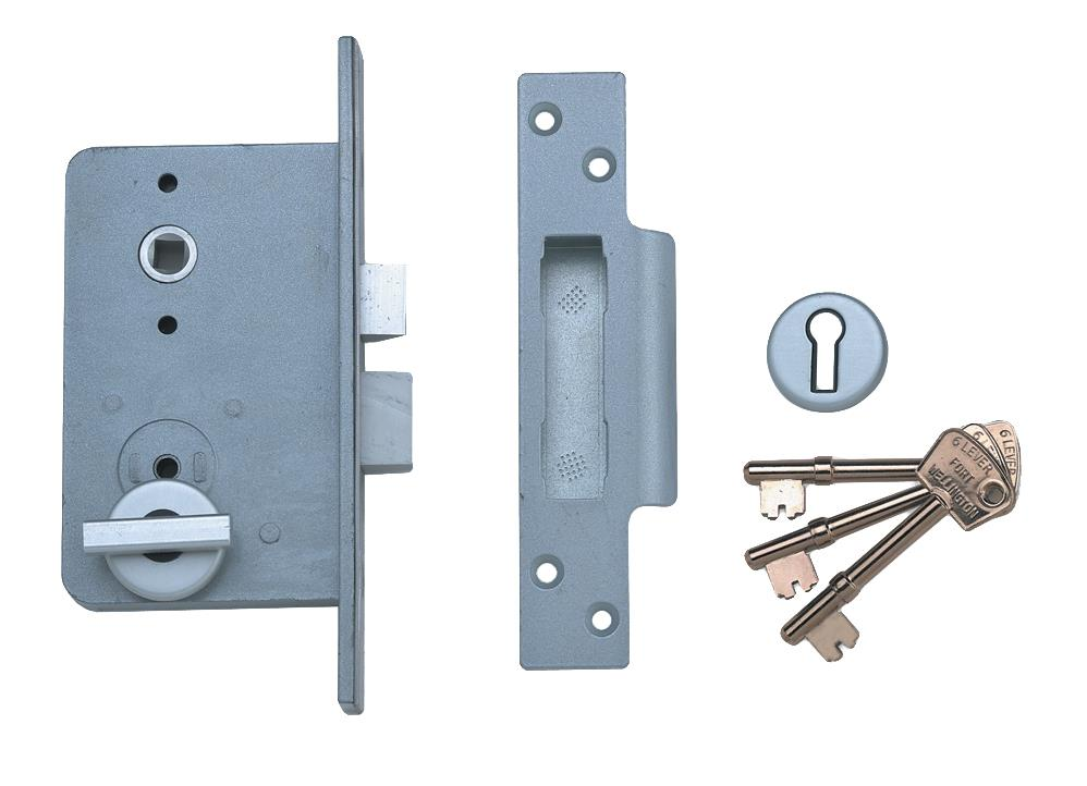 4G - Wellington Fort 6 Lever Lock