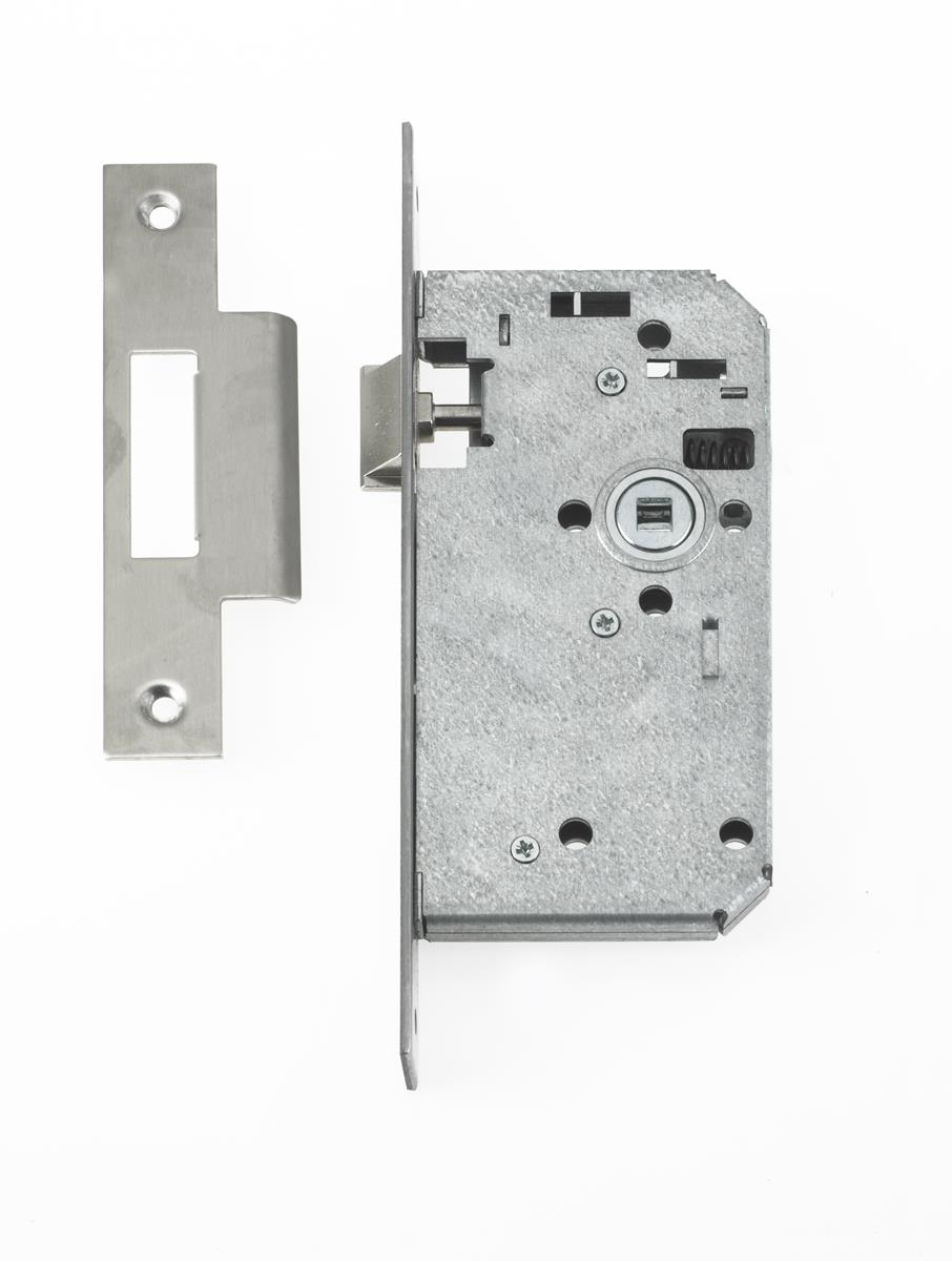 2B23 - Euro Profile Mortice Latch