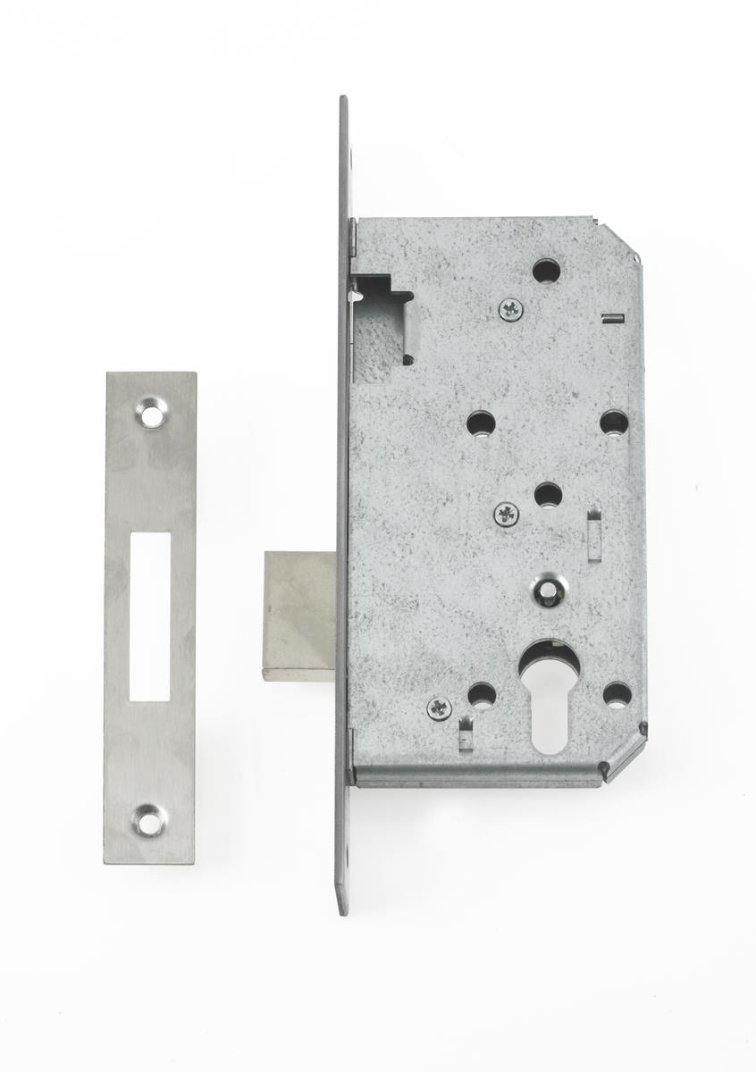 2B22 - Euro Profile Mortice Deadlock