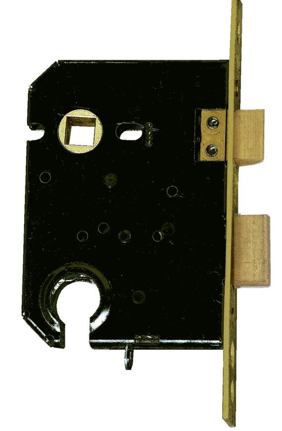 L-22315-76 - Euro Profile Cylinder Upright Lock Case