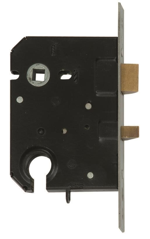 L-23318-76 - Euro Profile Cylinder Mortice Night Latch Case