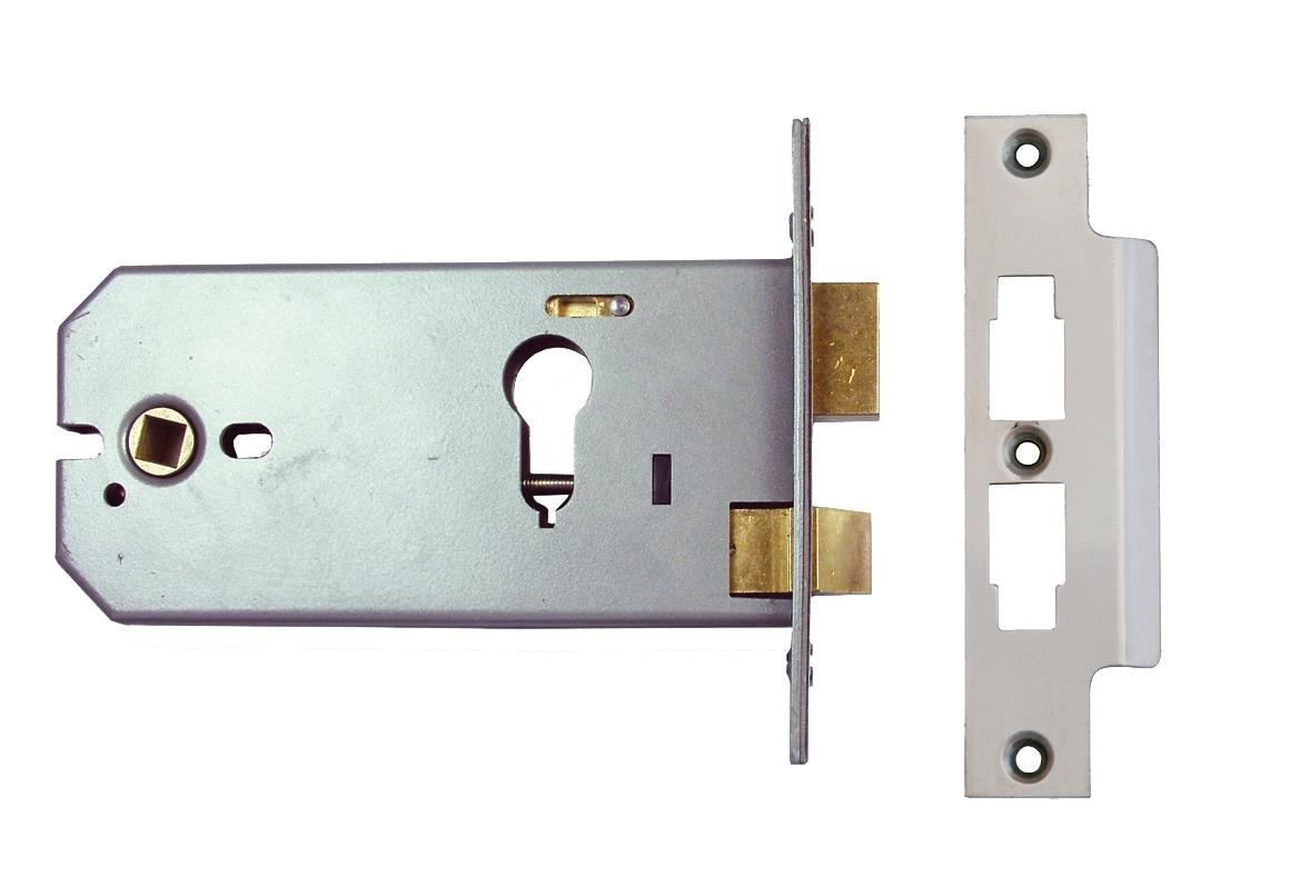 L2049 - Euro Profile Horizontal Mortice Lock