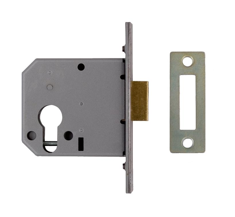 L2169 - Euro Profile Small Case Deadlock