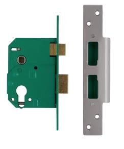 L224402 - Euro Profile Escape Night Latch Sash Lock