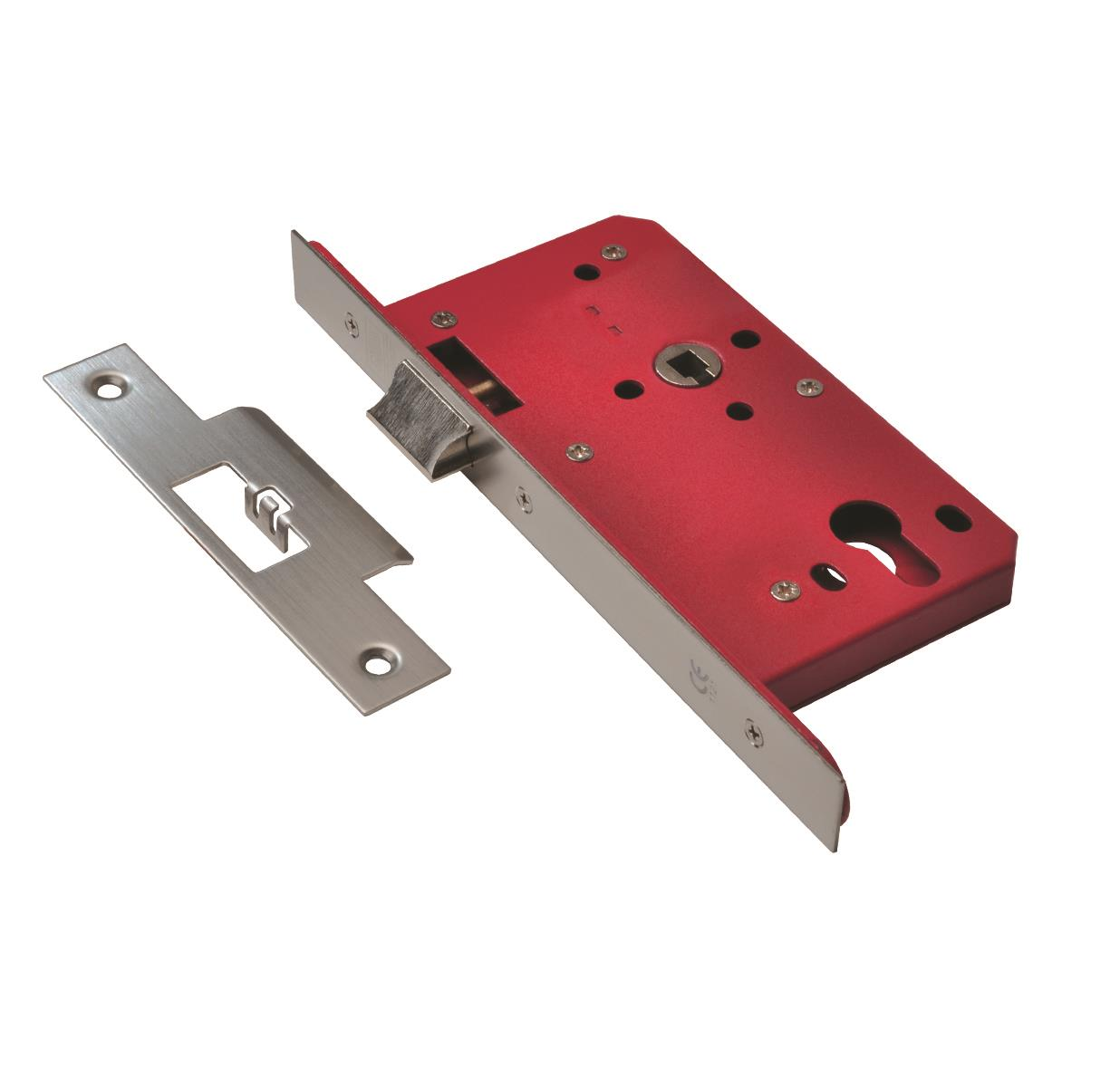 2E23 - Euro Profile Mortice Latch