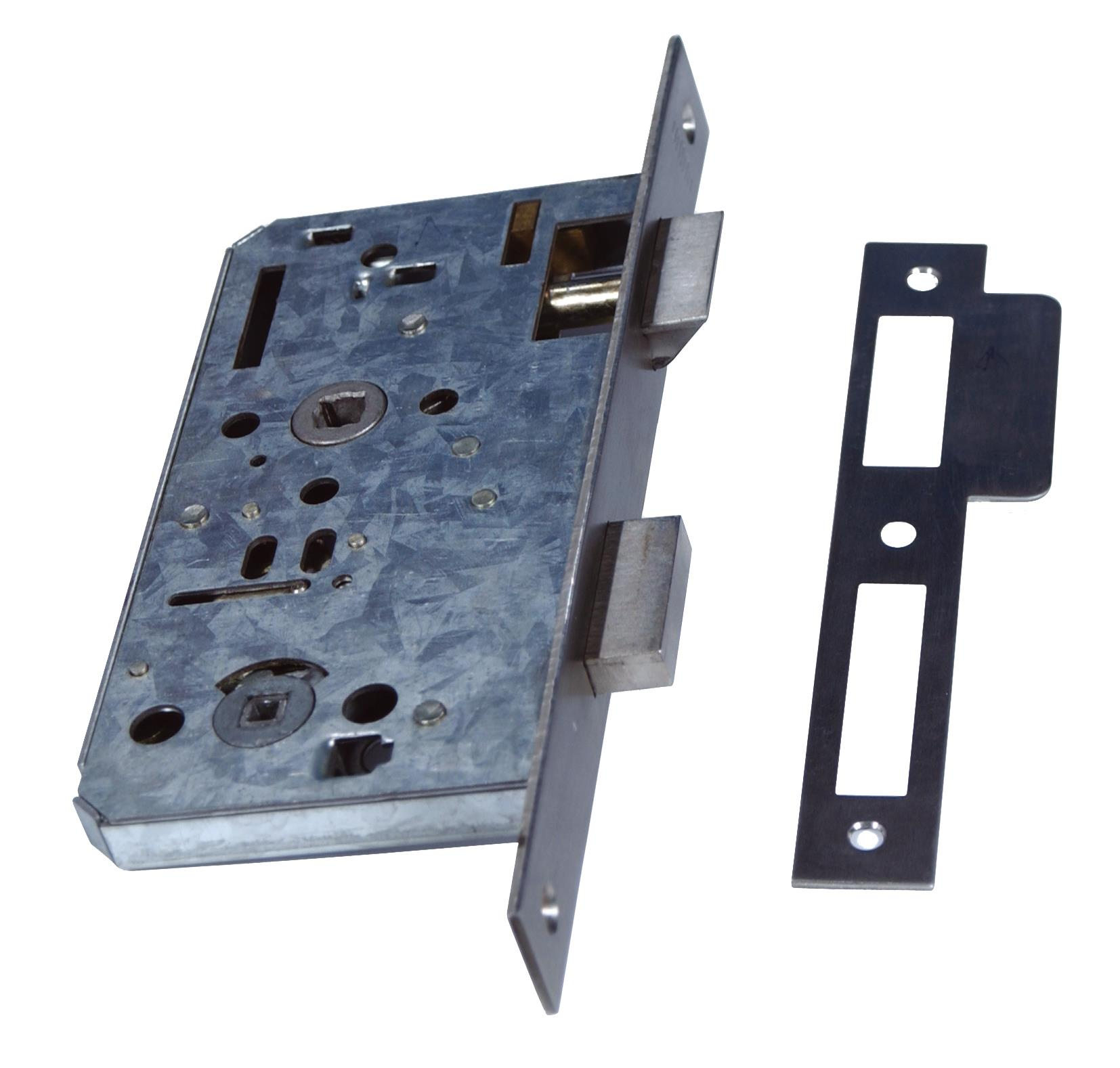 906TA / TD - Mortice Bathroom Lock