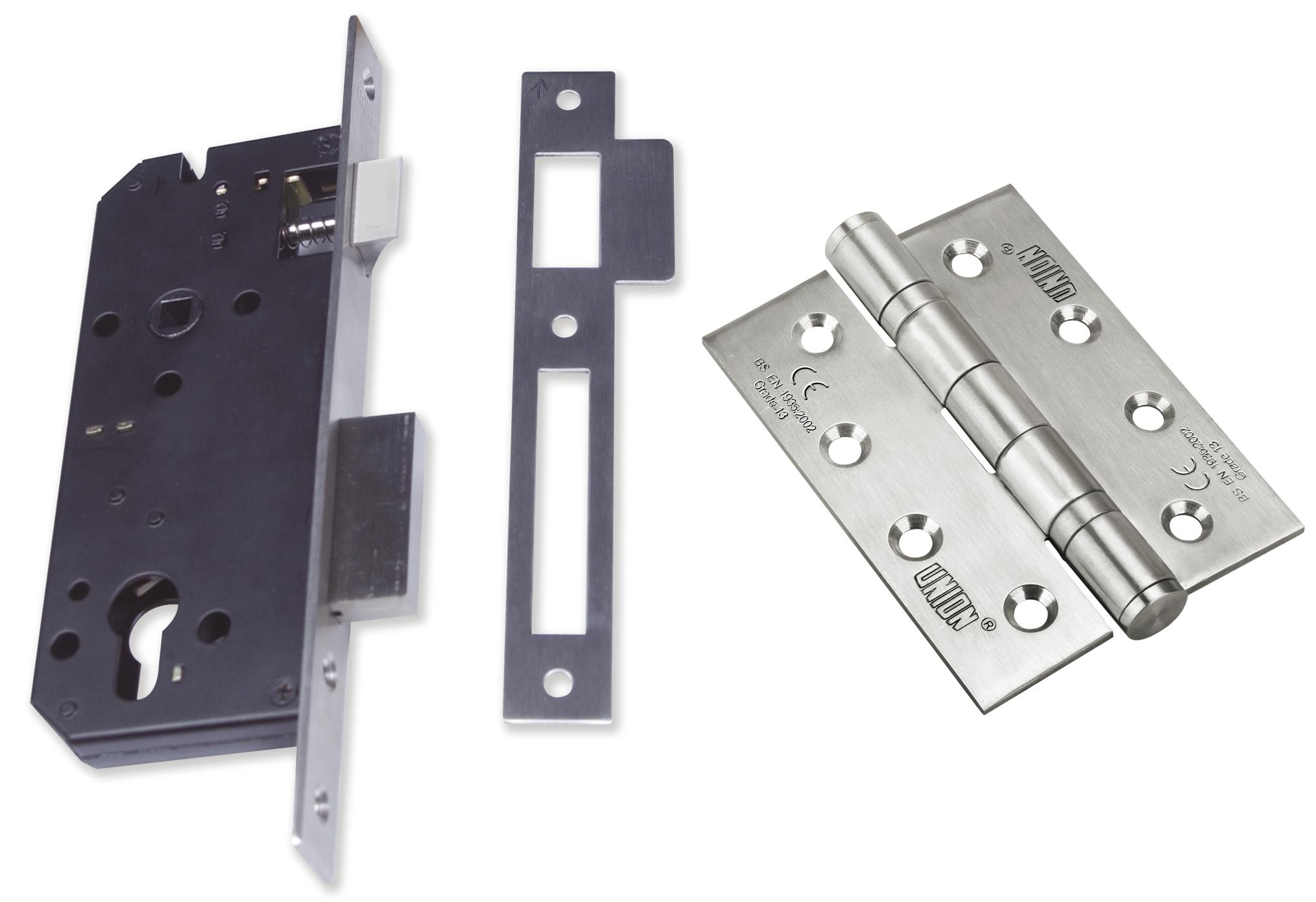 VP05-93-DC-SS / VP05-93-KT-SS - 05 Lever Style Villa Pack