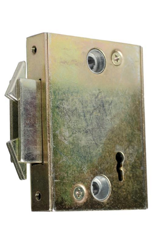 N201 (LH4100+) - 201 Series 5 Lever Expanding Security Gate Lock
