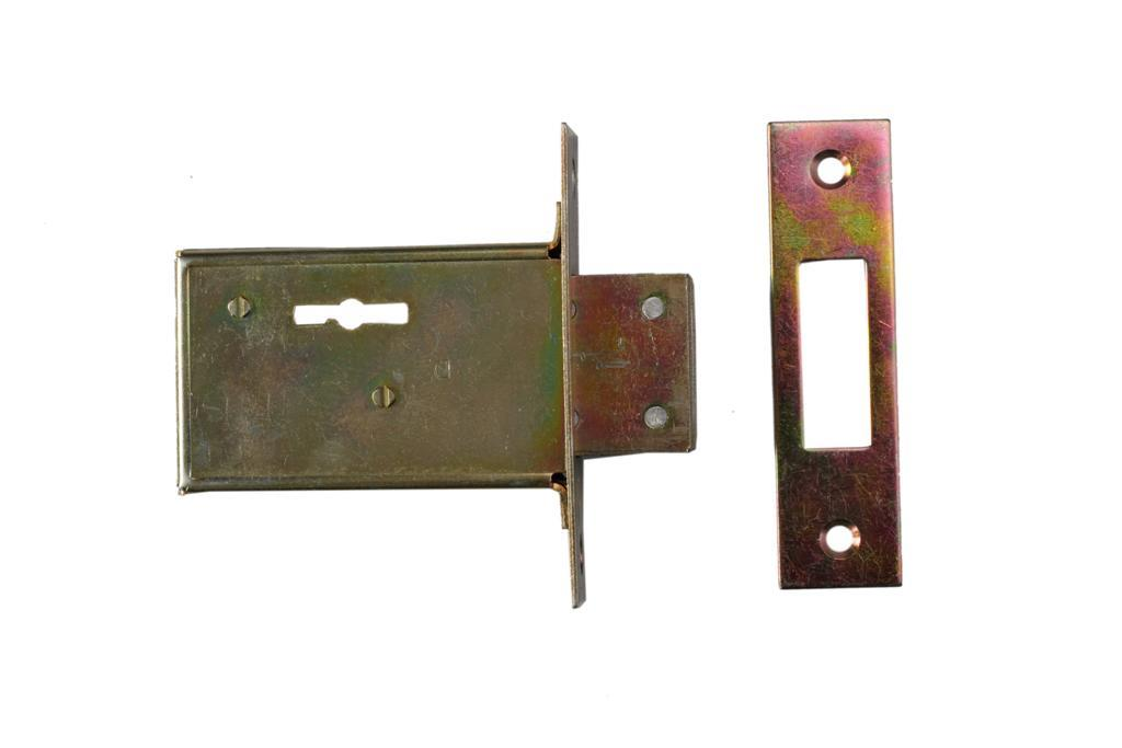 N302 - 301 Series 5 Lever (Double Throw) Security Gate Lock
