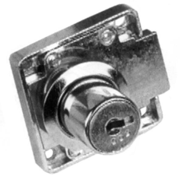 WFL12 (LC6000+) - 60/92 Series Cupboard/Drawer Lock