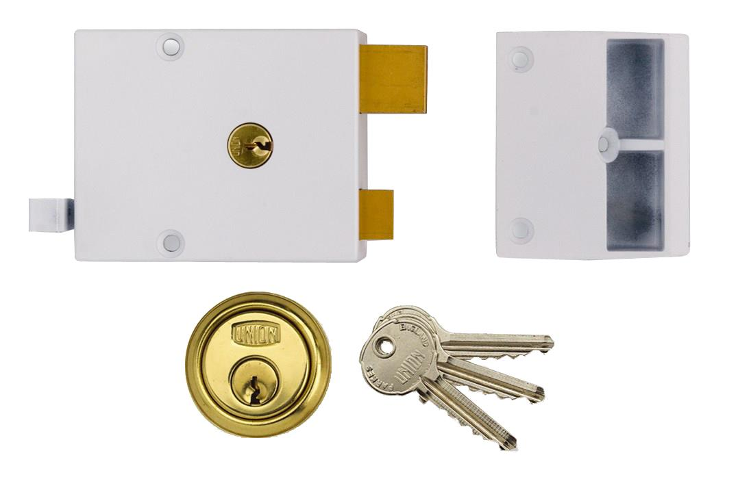1332 / 1332T - Standard Stile Drawback Lock / Lock & Turn
