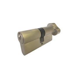 D-PC060-KTSN - Euro Profile Key & Turn Cylinder